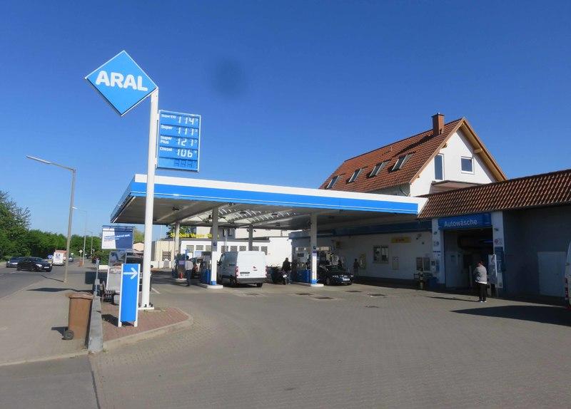 Hiv Tankstelle