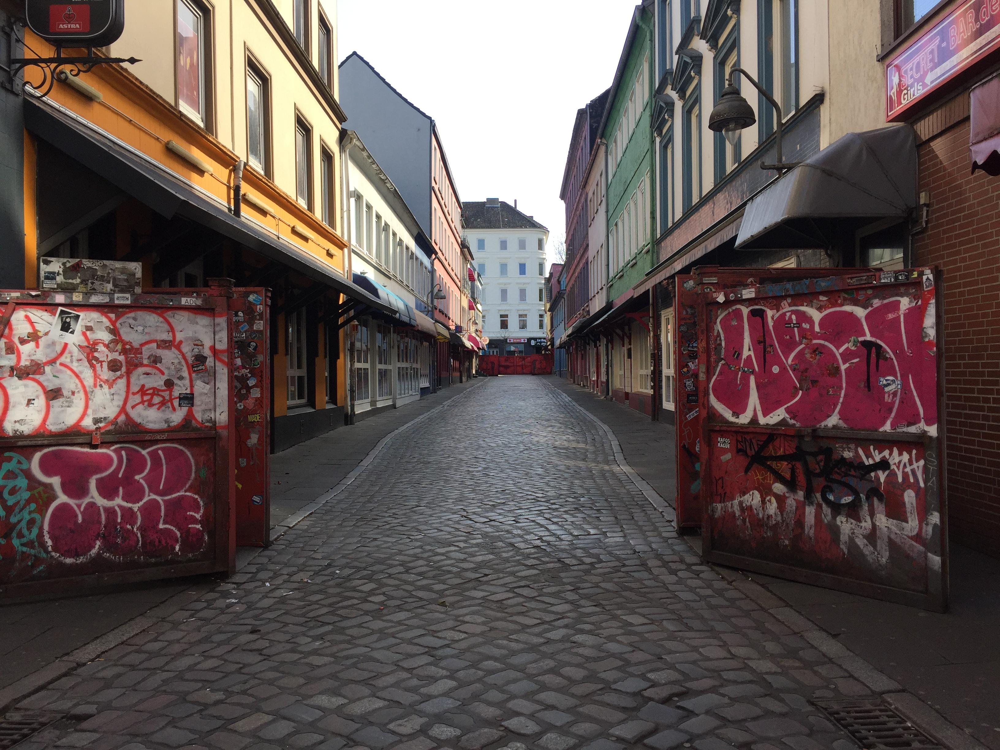 Girls herbertstraße Reeperbahn (Hamburg)