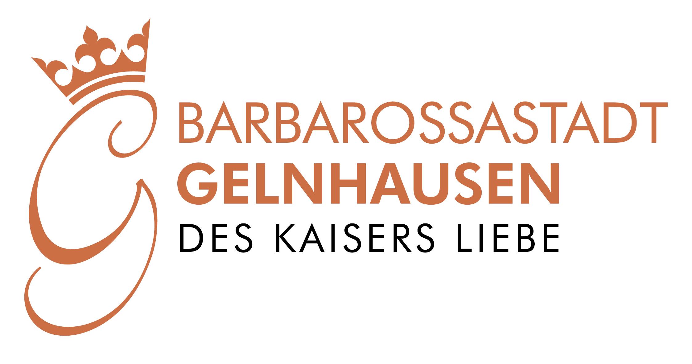 Logo der Barbarossastadt Gelnhausen