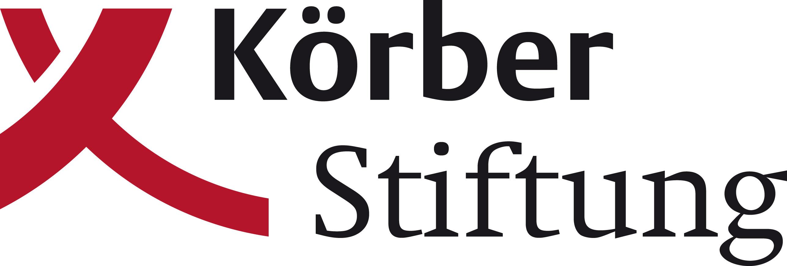 Logo der Koerber-Stiftung