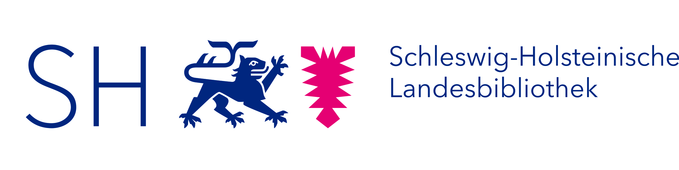 Logo der Landesbibliothek Schleswig-Holstein